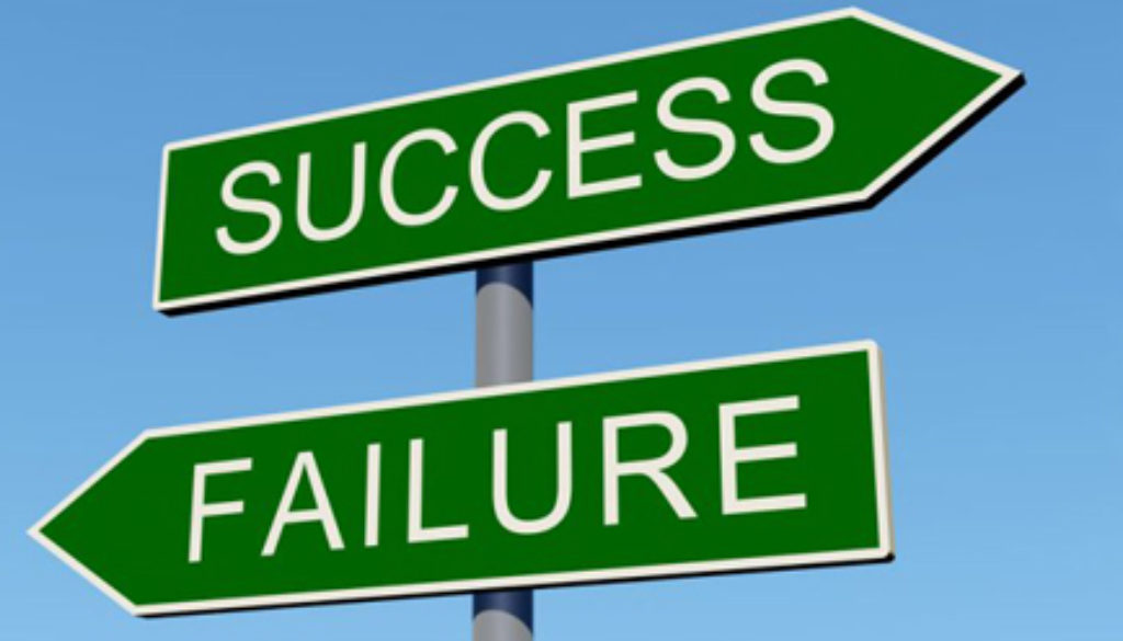Program Yourself for Success or Failure