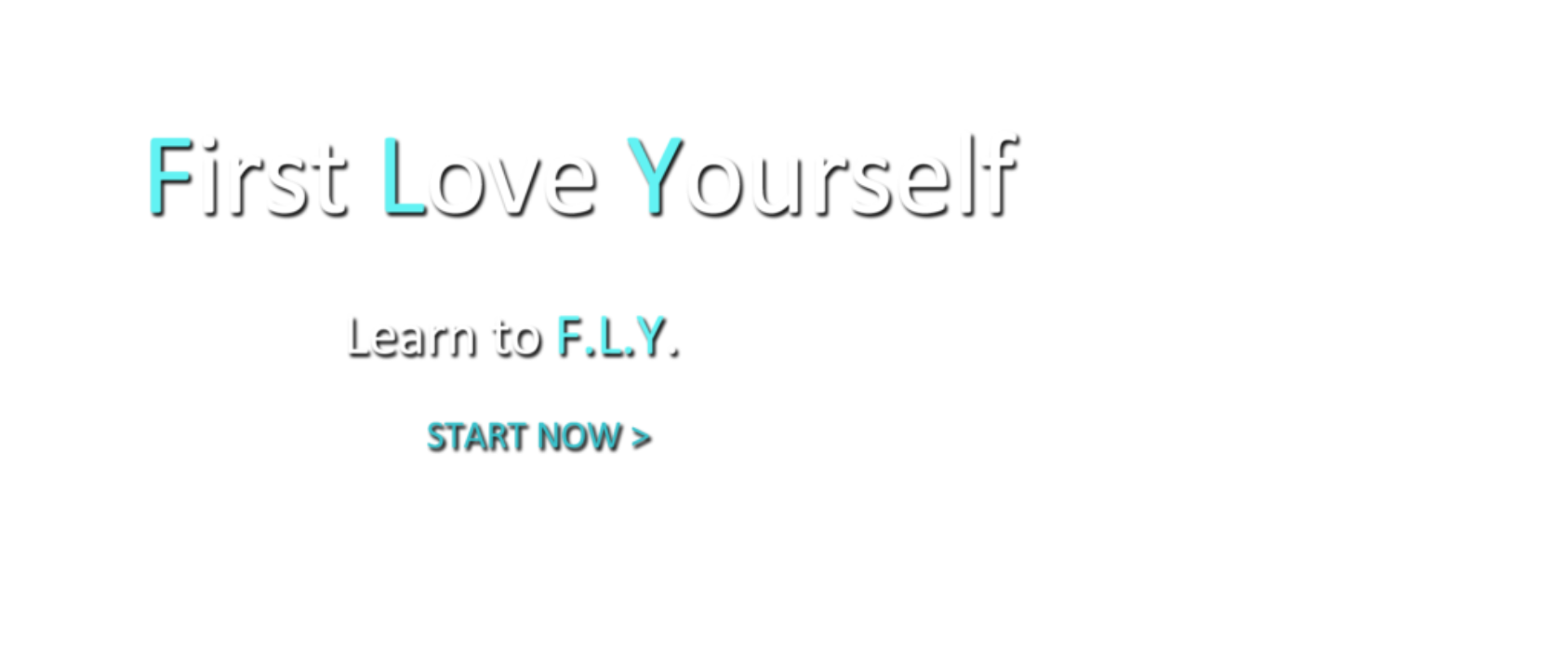 fly first love yourself