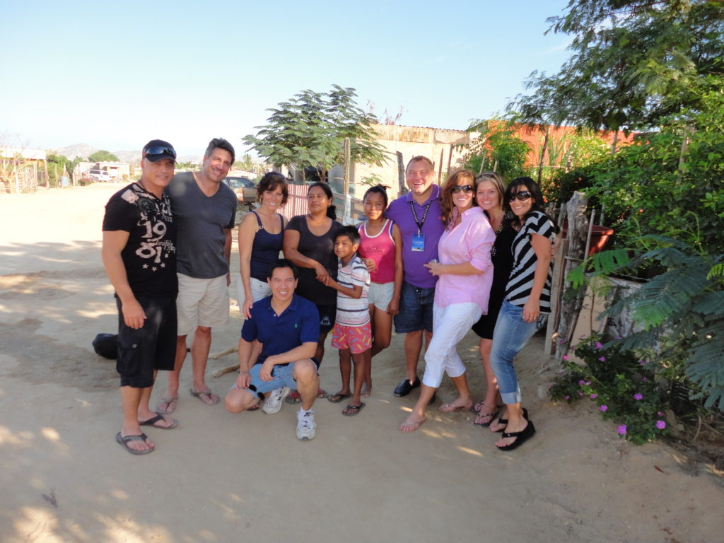 Cabo Food Brigade - Last Family We Brought Food To