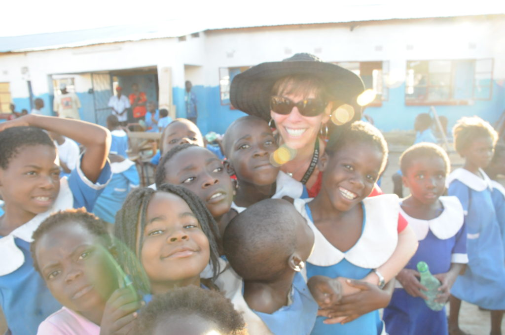 Africa - Supporting 1,100 Children with Books, Food & Gardens