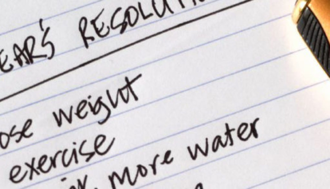 Why Most New Years Resolutions Fail