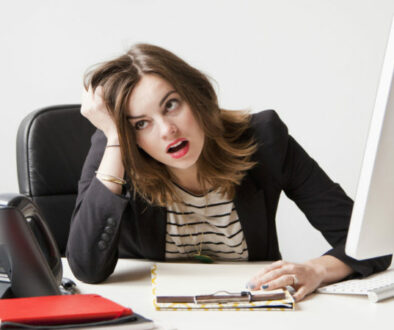 How To Stop Feeling Exhausted At Work