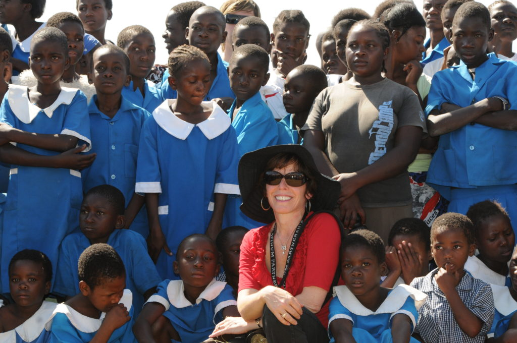 Africia Anthony Robbins Foundation Lisa Lieberman-Wang