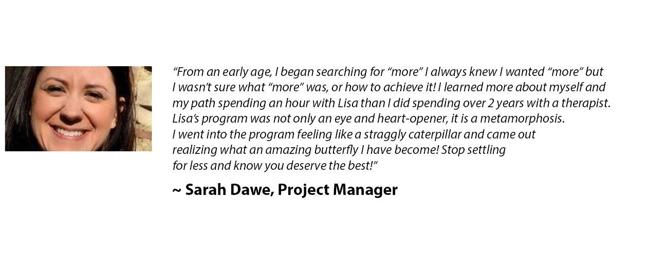 Sarah Dawe