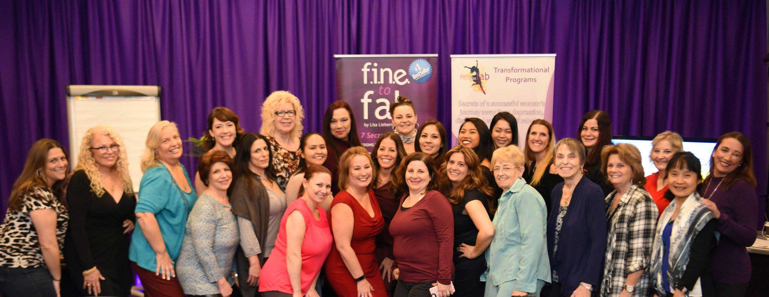 Praise for FINE to FAB Transformational Program